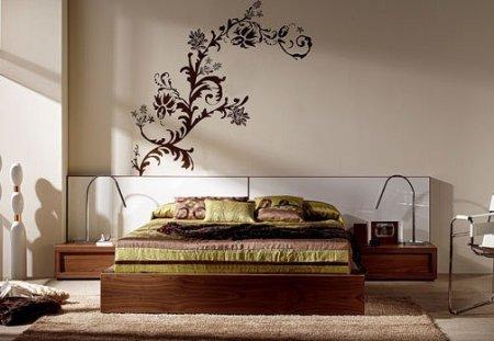 Спальни в картинках