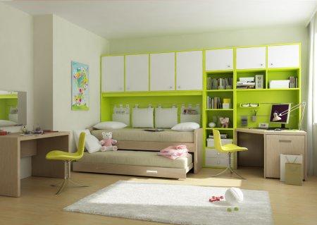 Детская мебель в картинках